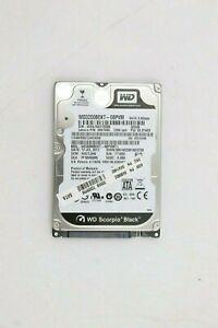 """NEW WD Scorpio Black 320GB WD3200BEKT 7200RPM 16MB SATA 2.5"""" Laptop Hard Drive"""