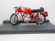 MOTO DUCATI 250 MACH 1 1964 BIKE MOTORBIKE ALTAYA IXO 1/24 1:24 MINIATURE