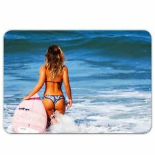 "XXL Gamer Mousepad ""Hot Girl"" - 40x28cm - Gaming Mauspad"