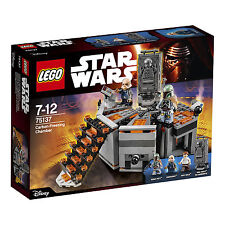 Lego ® Star Wars ™ 75137 carbon-freezing Chamber nuevo embalaje original New misb NRFB