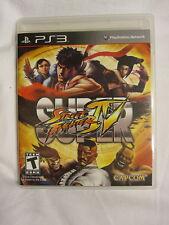 Super Street Fighter IV (PlayStation 3) Complete Nr Mint!