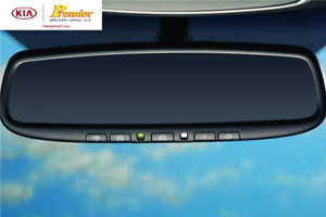 2016-2020 KIA OPTIMA AUTO DIMMING MIRROR W/ COMPASS & HOMELINK D5062 ADU00