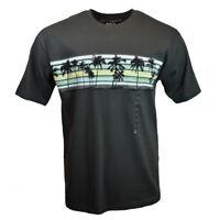 Men's Tee T Shirt Beach Hawaii Surf Sunset Cali Palm Trees BIG & TALL Sizes NEW