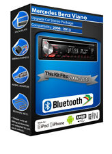 Mercedes Viano DEH-3900BT voiture stéréo, USB CD MP3 AUX IN kit Bluetooth