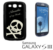 Arcadia Captain Capitan Harlock COVER RIGIDA CUSTODIA GALAXY S III