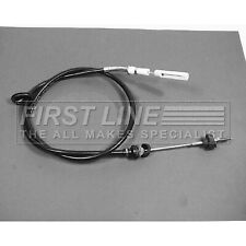VW GOLF Mk2 1.3 Clutch Cable 85 to 91 FirstLine 192721335J VOLKSWAGEN Quality