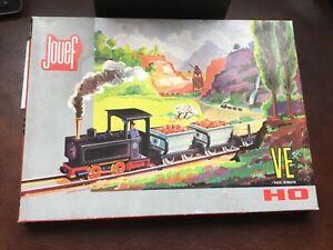 Jouef. 009 Mining Trainset  Narrow gauge