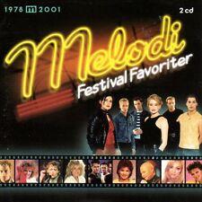 2 CD Melodifestivalen,Melodifestivalfavoriter Eurovision,Hits Schweden Sweden
