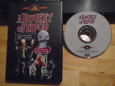 RARE OOP A Bucket of Blood DVD horror ROGER CORMAN Dick Miller beatnik comedy 59