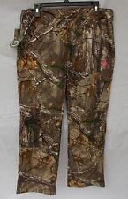New Ladies Game Winner Hill Country Twill Camo Pants RealTree Xtra  Size 2XL