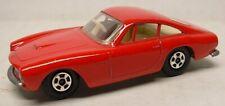 MATCHBOX Superfast #75 Ferrari, Red Body, Unp. Base, Early SF 5 Spoke Wheels