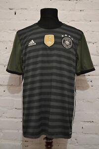 GERMANY AWAY FOOTBALL SHIRT 2016/2017 SOCCER JERSEY TRIKOT ADIDAS MENS XL