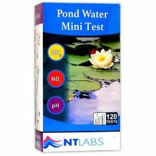 NT Labs Pond Water Mini Test - 120 Tests Multi Test for Ponds