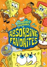 SpongeBob SquarePants: Absorbing Favorites DVD Region 1