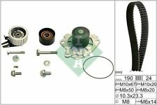 INA 530 0624 30 WATER PUMP & TIMING BELT SET