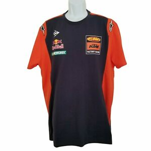 KTM Factory Racing Ready To Race FMF Shirt Red Bull  Motorex Troy Lee Design XXL