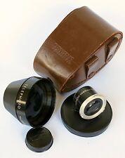 Yashica Yashinon Yashicamat Telephoto Lens Set B30 Bay1