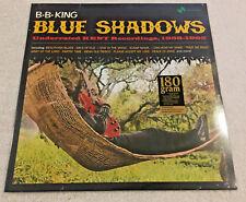 "B.B.KING: ""Blue Shadows"": NEW 180g VINYL LP REISSUE:Kent Recordings 1958- 1962"