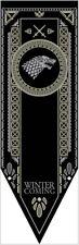 "Stark Winterfell 48x150cm Game of Thrones 19""x60"" gift banner flag Garden"