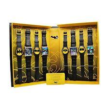 The Ultimate Batman 75th Year Limited Edition Watch Set (BAT3104)