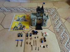Lego 6074 chevalier château de 1986 avec NOTICE Castle Ritter 100% Komplett