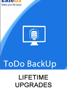 EaseUS Todo Backup Home 13.5 - Lifetime with Updates