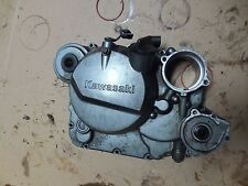 kawasaki ksf250 250 mojave engine right clutch cover case 97 2000 1999 1998 2001