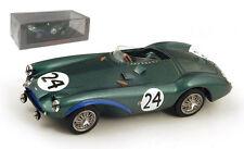 Spark S2421 Aston Martin DB3 S #24 Le Mans 1955 - Walker/Salvadori 1/43 Scale