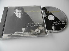 ON REFLECTION : YVES BOUVY FLUTE LUCY WAKEFORD HARP 22 TRACK CD 2004