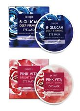 [PETITFEE] β-Glucan Deep Firming / Pink Vita Brightening Eye Mask - 60 Sheets