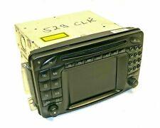Command System Autoradio CD Navi A2038273642 7612001718 Mercedes CLK 240 C209