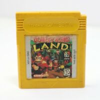 Donkey Kong Land - Game Boy Cartridge Only - Tested, Working, Authentic