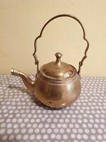 Vintage Small Brass Teapot.