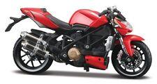 Ducati Mod Streetfighter S Red Motorbike 1:12 Model MAISTO