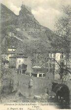 ENTREVEAUX vallée de la citadelle