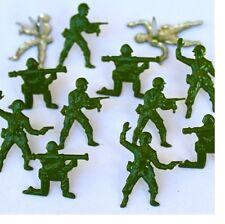 Brads - Army men boy toy - pk 3 - scrapbooking
