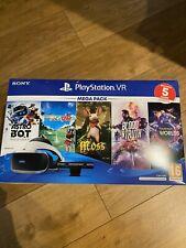 PlayStation VR Mega Pack With 5 Games
