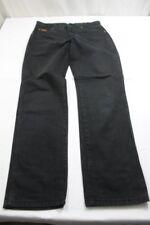 J8012 Wrangler Texas Jeans W34 L34 Schwarz  Sehr gut