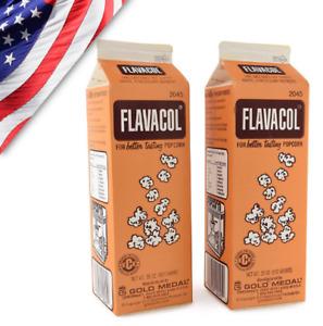 Gold Medal Products 2045 Flavacol Seasoning Popcorn Salt 35 OZ(Pack of 2)