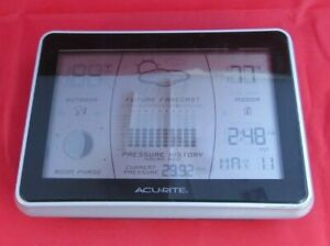 AcuRite 00621W2 Wireless Weather Forecaster with Intelli-Time