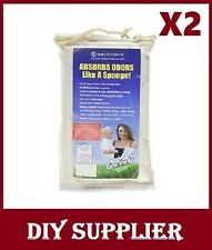 EarthCare Odour Remover Bag - 2 Packs Dead Aninal Rat Mice Contrac Ditrac