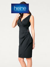Cocktailkleid ASHLEY BROOKE by heine, schwarz. NEU!!! KP 99,90 € SALE%%%