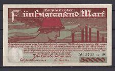 Mönchen Gladbach - Camera di Commercio - 50 Mille Marchi