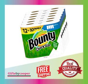 Bounty Family Rolls 30