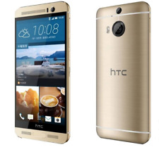 """Unlocked HTC One M9+ Plus 32GB 4G LTE 5.2"""" Android Smartphone Gold"""