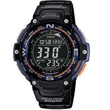 Casio SGW100-2B Twin Sensor Watch BluGrn Light