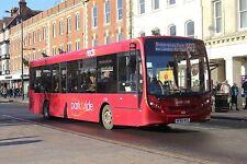 2724 HF65AYC Wilts & Dorset - Salisbury Reds, Salisbury 6x4 Quality Bus Photo