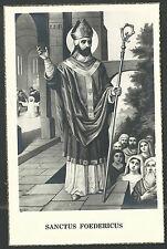 Postal antigua de San Federico andachtsbild santino holy card santini