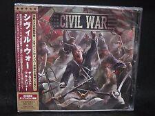 CIVIL WAR The Last Full Measure + 1 JAPAN CD Sabaton Astral Doors