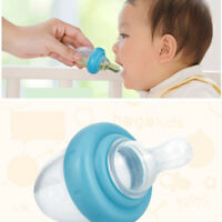 Device Silicone Pacifier Medicine Feeding Cup Nipple Liquid Medicine Feeder